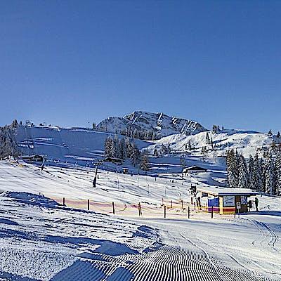 Titelbild für Skilifte Rossfeld (1550m)