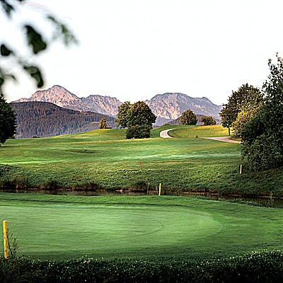 Cover image for Golfclub Berchtesgadener Land