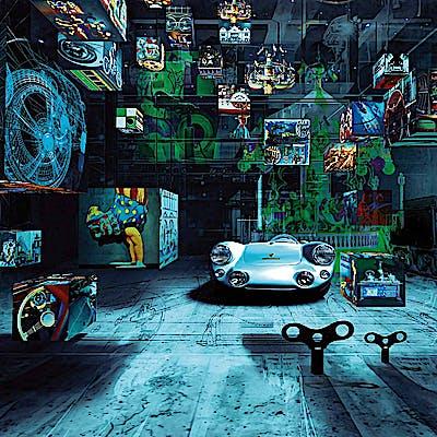 Titelbild für Hans-Peter Porsche Traumwerk