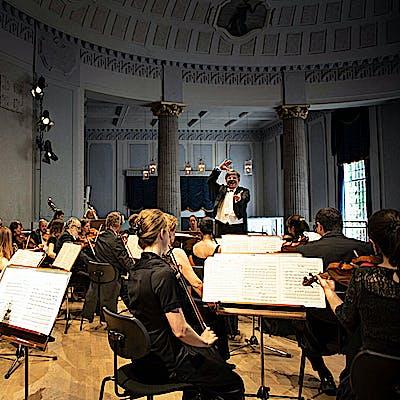 Kurmusik in Bad Reichenhall