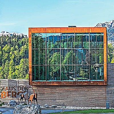 Titelbild für Nationalparkzentrum Haus der Berge
