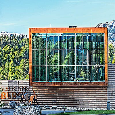 Nationalparkzentrum Haus der Berge
