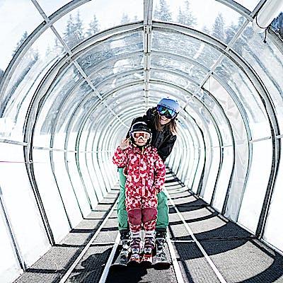 Titelbild für Schneeparadies für Familien