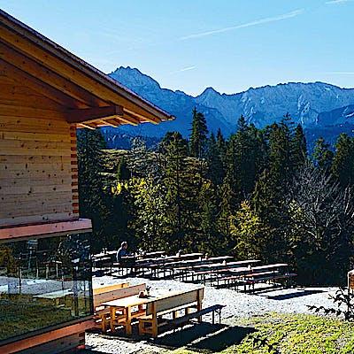 Titelbild für Tannenhütte