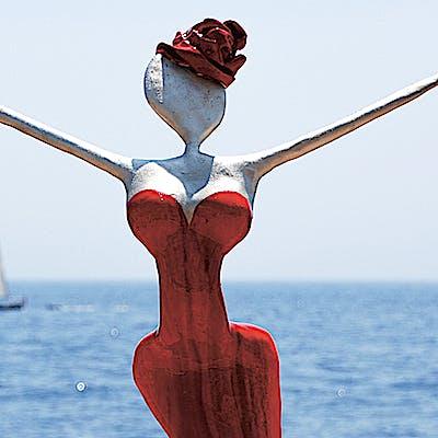 Titelbild für Skulpturen, unbeschreiblich weiblich