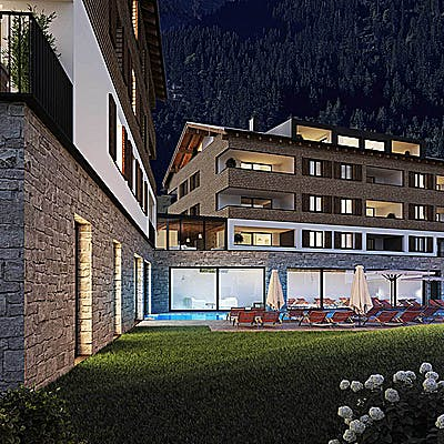 Titelbild für Arlberg Resort Klösterle