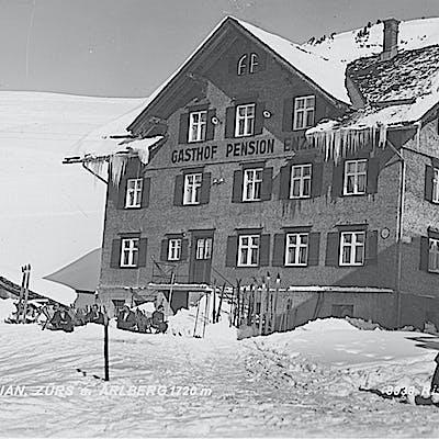 Titelbild für 90 Jahre Hotel Enzian