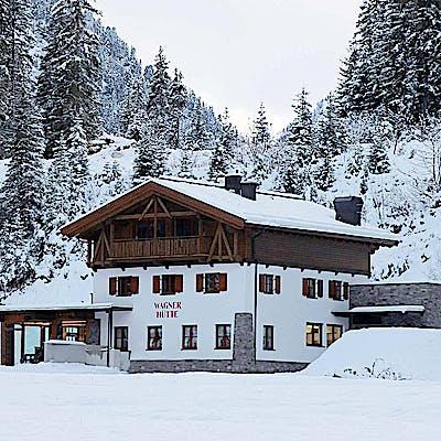 Cover image for Wagner Hütte