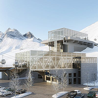 La Loupe Talstation Alpe Rauz 759h5czut