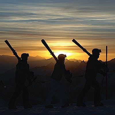 Titelbild für Stuben, das Freeride-Paradies am Arlberg