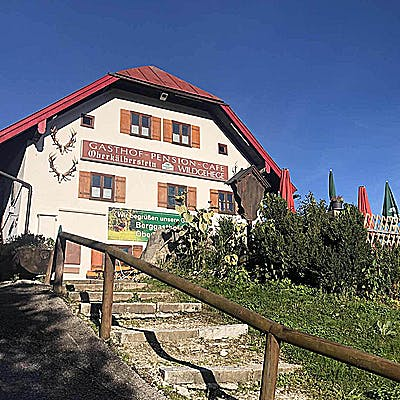 Titelbild für Berggasthof Oberkälberstein