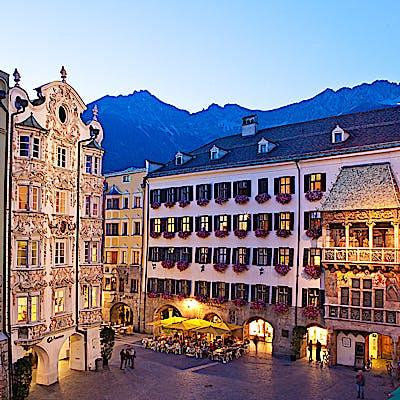 Titelbild für Innsbruck pur in 24, 48 oder 72 Stunden