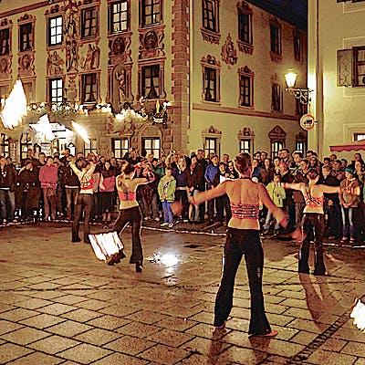 Titelbild für Strassen.Kunst.Festival geht in die 2. Auflage