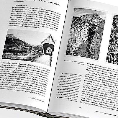"""Titelbild für Lech hat das """"Schönste Buch Österreichs""""!"""