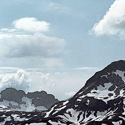 Titelbild für Der Arlberg im Licht der Jahreszeiten