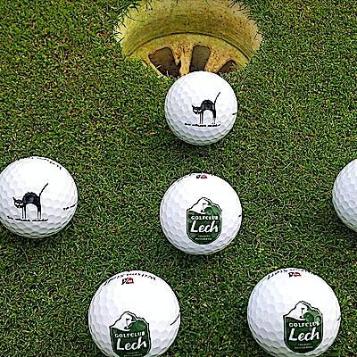 Titelbild für Golfgenuss auf höchstem Niveau