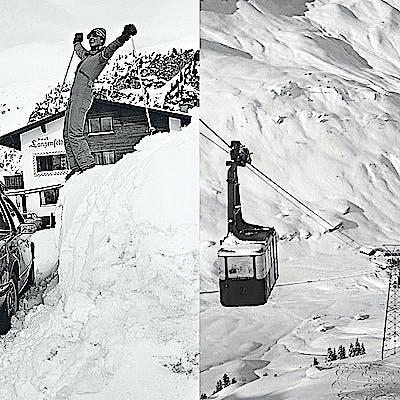 Titelbild für Eine Skidestination bleibt jung