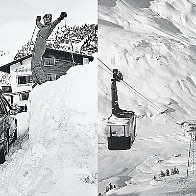 Eine Skidestination bleibt jung