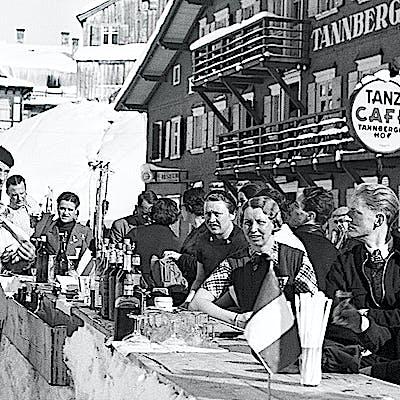 Cover image for Dance Café Arlberg