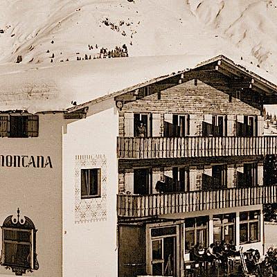 Titelbild für 50 Jahre Montana in Oberlech