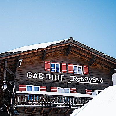 Gasthof Hotel Rote Wand Aussenansicht c Pertramer