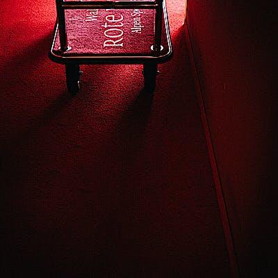 Rote Hotelgang c Pertramer