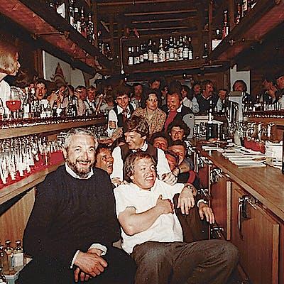 Titelbild für Ein Leben an der Bar