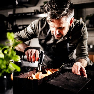 Titelbild für The Culinary Drive