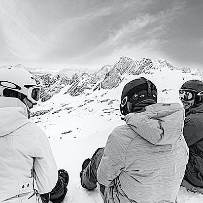 Titelbild für Tausche Skier gegen Schlitten