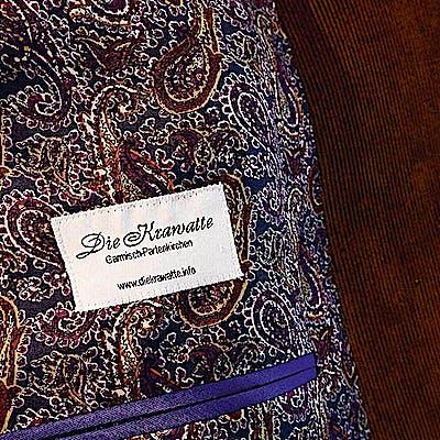 Titelbild für Die Krawatte