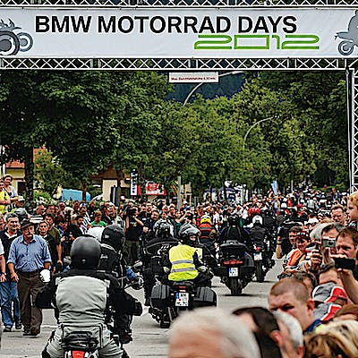 Cover image for BMW Motorrad Days 2013 – the ultimate party