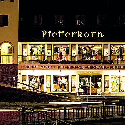 Cover image for Sporthaus Pfefferkorn