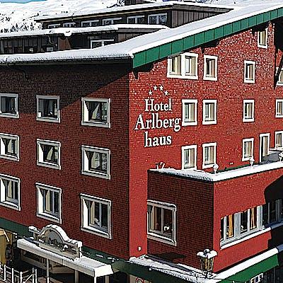 Titelbild für 80 Jahre Hotel Arlberghaus