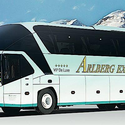 Titelbild für Arlberg Express Taxi
