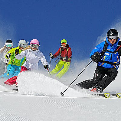 Cover image for Skischule Lech