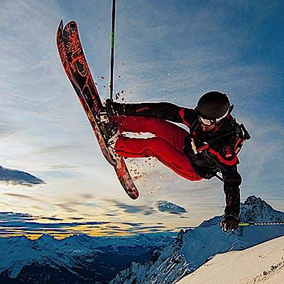 Titelbild für Skischule Zürs