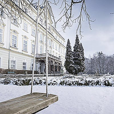 Cover image for Hotel Schloss Leopoldskron