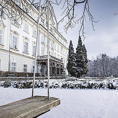 Titelbild für Hotel Schloss Leopoldskron