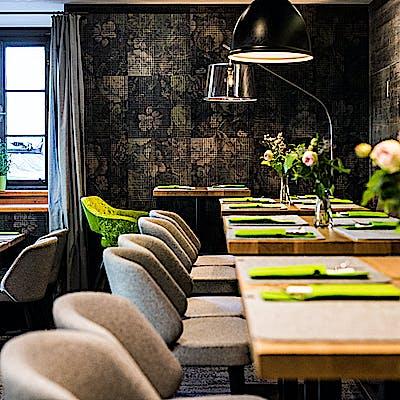 Cover image for Bio-Restaurant Humboldt