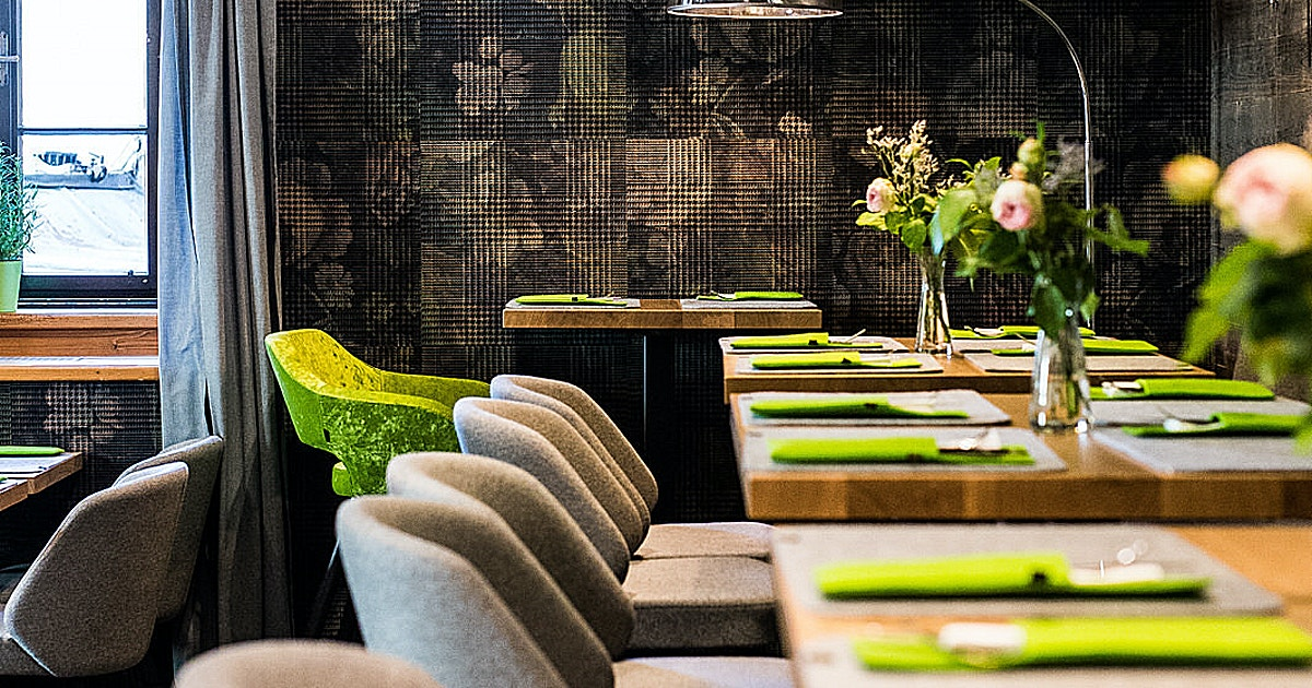 Bio-Restaurant Humboldt | La Loupe