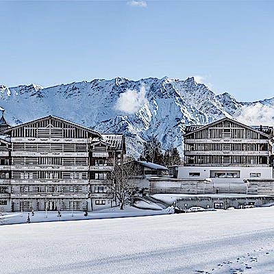 Laloupe puradies hotel chalets 5 75npp8m4y