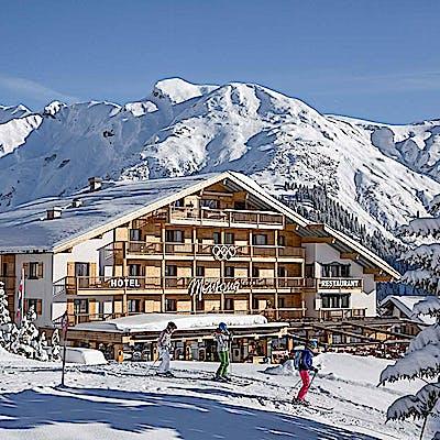 Titelbild für Hotel Montana